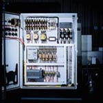 Control panels are NEMA 12, designed and assembled to meet NEC standards